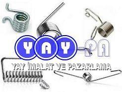 YAYPA YAY İMALATI SAN.VE TİC. yaycı, yay üreticisi, yay imalatçısı